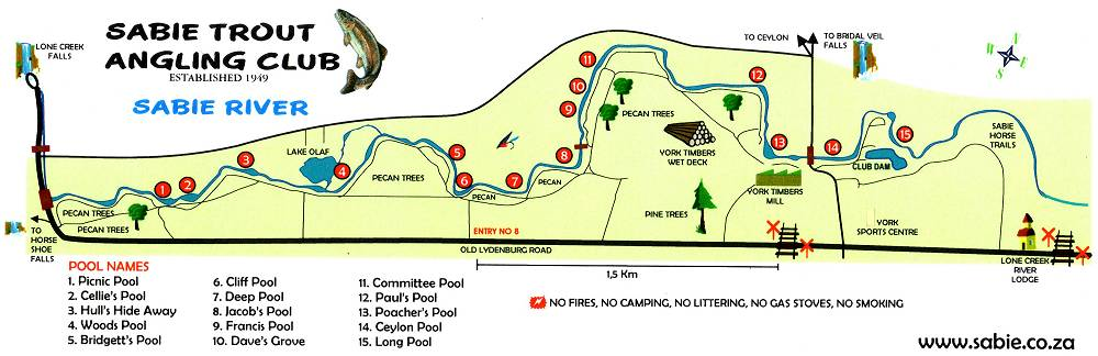 map trout